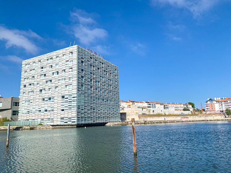 Dónde dormir en Aveiro: hotel Melia Ria