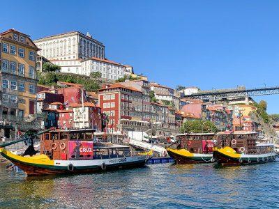 Crucero de los seis puentes por el Douro en Oporto: horarios, precios e info útil