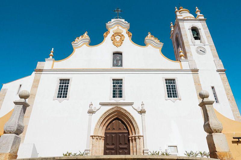 Qué ver en Portimao: Igreja de Nossa Senhora da Conceição