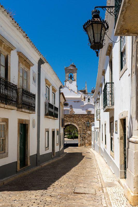 Qué ver en Faro: arco da Vila