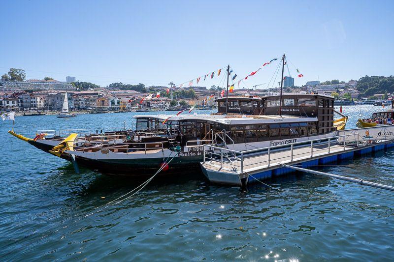 Crucero de los seis puentes por el Douro en Oporto: ¿qué opción elegir?