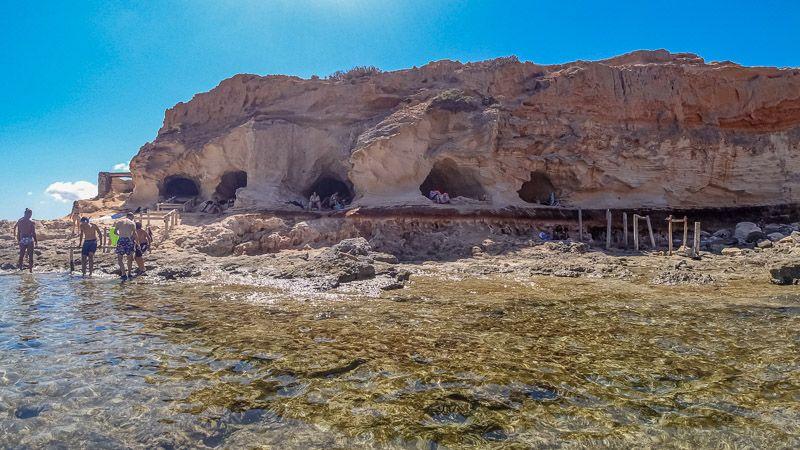 Qué ver en Formentera: Cala En Baster - 5 lugares imprescindibles en Formentera que no te puedes perder por nada del mundo