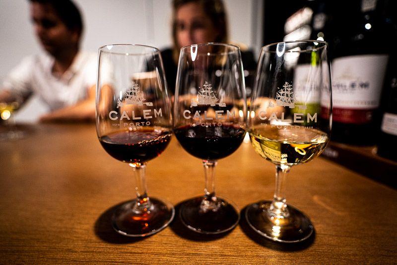 Visitar una bodega en Oporto: tipos de vino de Oporto