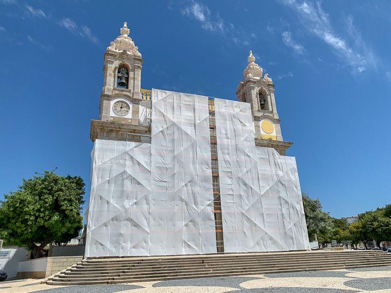 Qué ver en Faro: igreja do Carmo