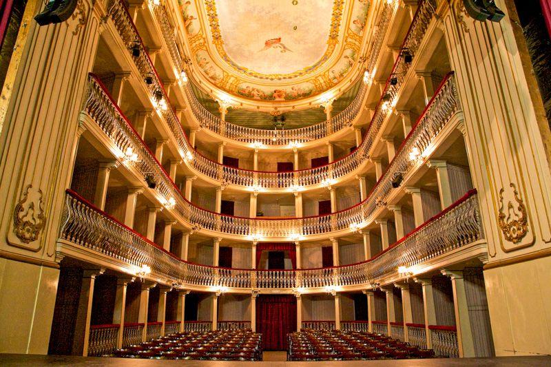 Qué ver en Faro: Teatro Lethes