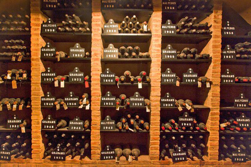 Visitar una bodega en Oporto: Graham's