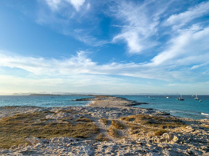 Qué ver en Formentera: Ses Illetes