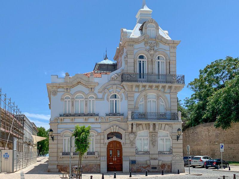Qué ver en Faro: Palacete Belmarço