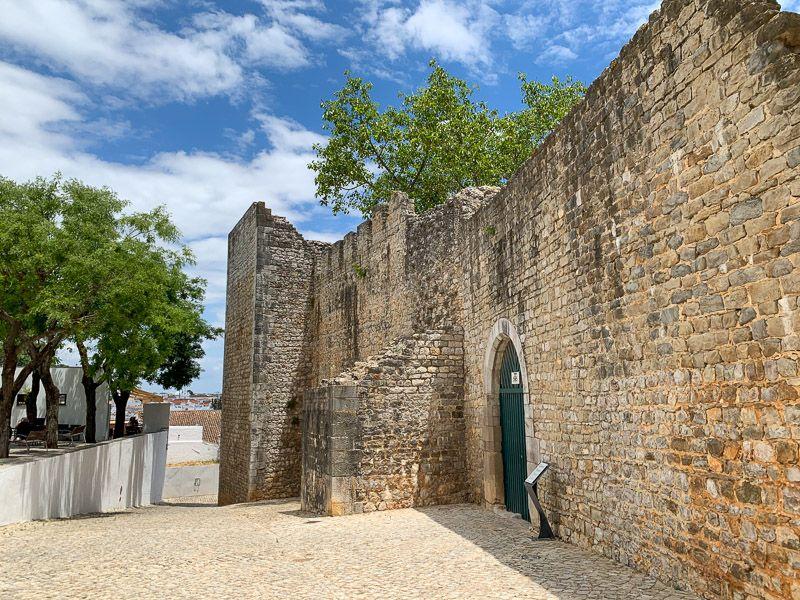 Qué ver en Tavira: Castelo de Tavira