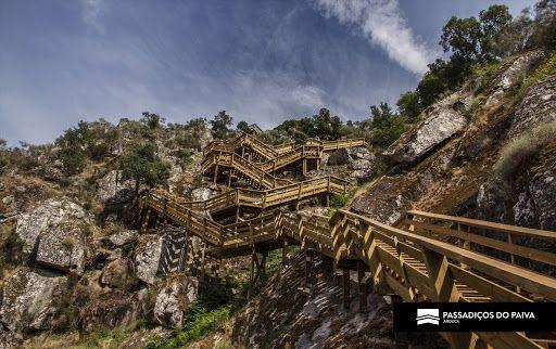 Excursiones desde Oporto: Pasadiços del Paiva