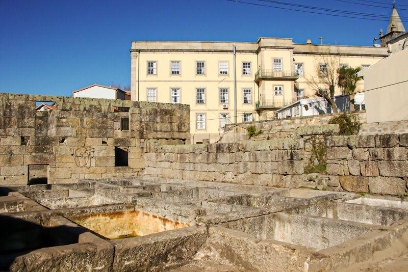 Qué ver en Guimaraes: tanques de couros
