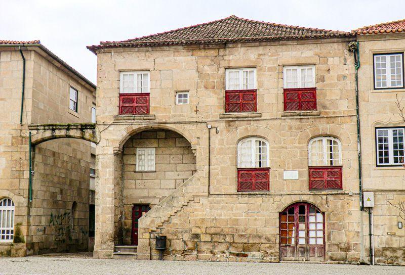 Qué ver en Vila Real: casa de Diogo Cao