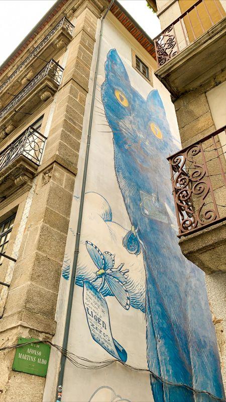 Curiosidades de Oporto: rua Afonso Martins Alho