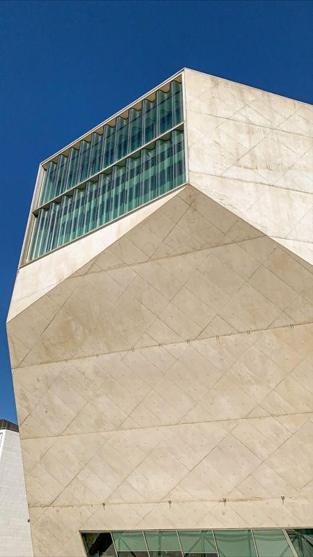 Curiosidades de Oporto: la Casa da Música es uno de los edificios más controvertidos de la ciudad