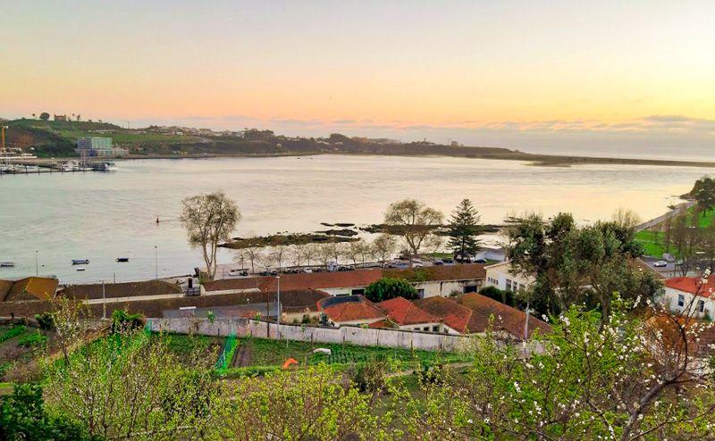 Miradores de Oporto: Miradouro de Santa Catarina