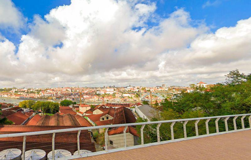 Miradores de Oporto: mirador de Gaia