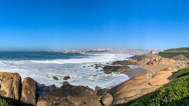 Miradores de Oporto: Reserva Natural del Estuario del Duero