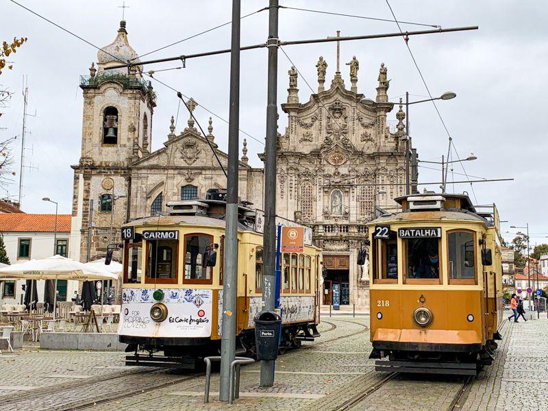 Curiosidades de Oporto: los locales no usan el tranvía como medio de transporte - Porto Card, ¿qué incluye? ¿merece realmente la pena?