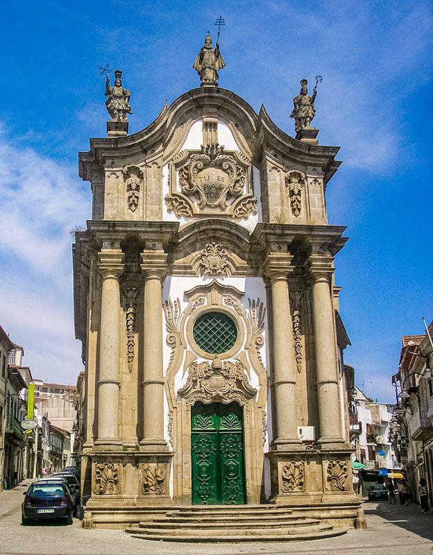 Qué ver en Vila Real: Capela Nova