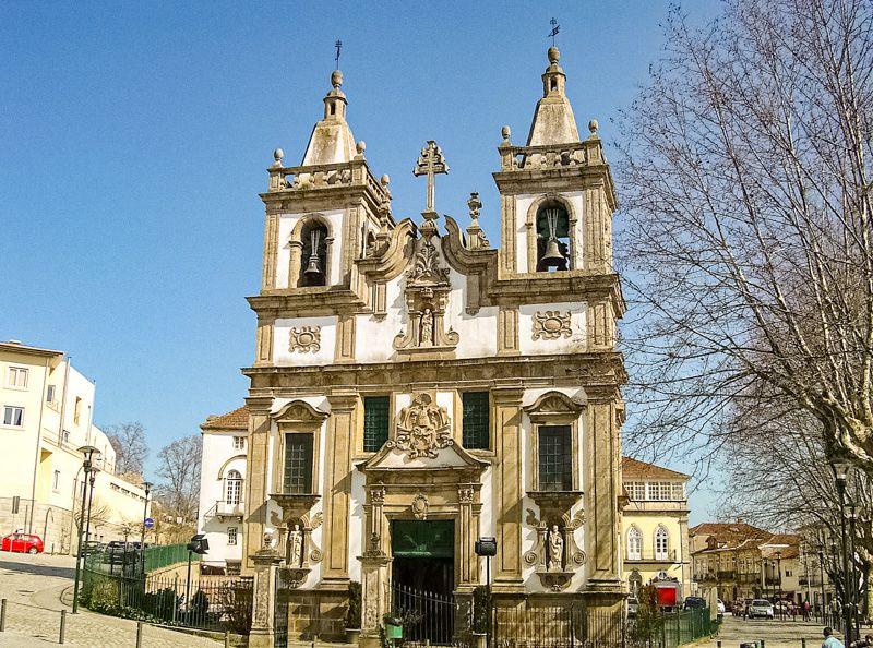 Qué ver en Vila Real: igreja de Sao Pedro