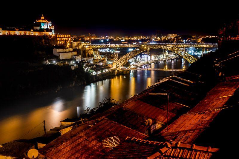 Miradores de Oporto: Miradouro das Fontainhas - qué hacer en Oporto