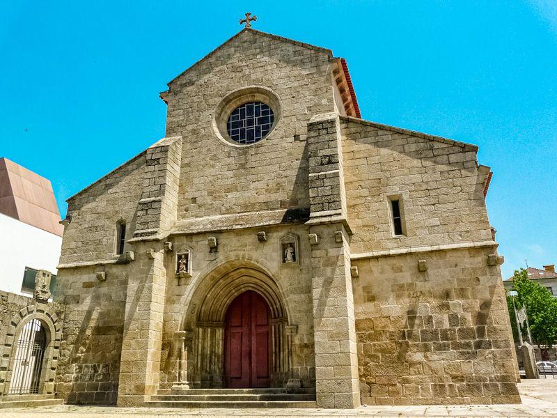 Qué ver en Vila Real: catedral de Vila Real