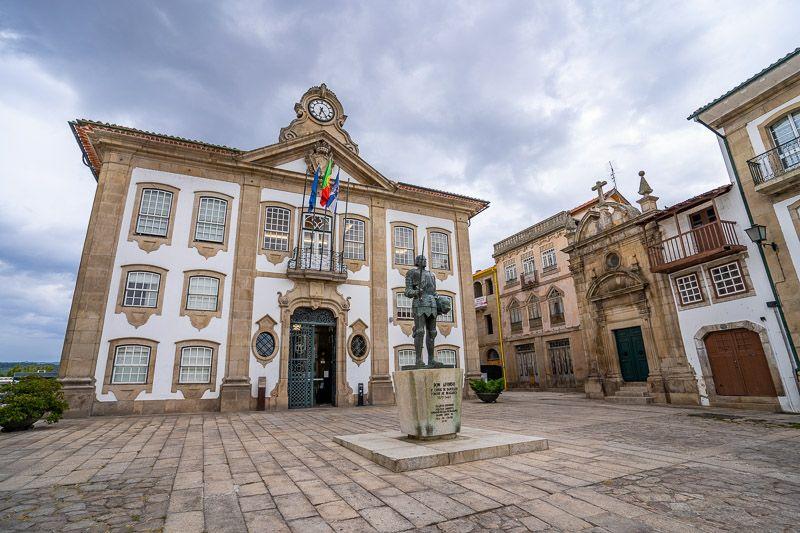 Qué ver en Chaves: Cámara Municipal