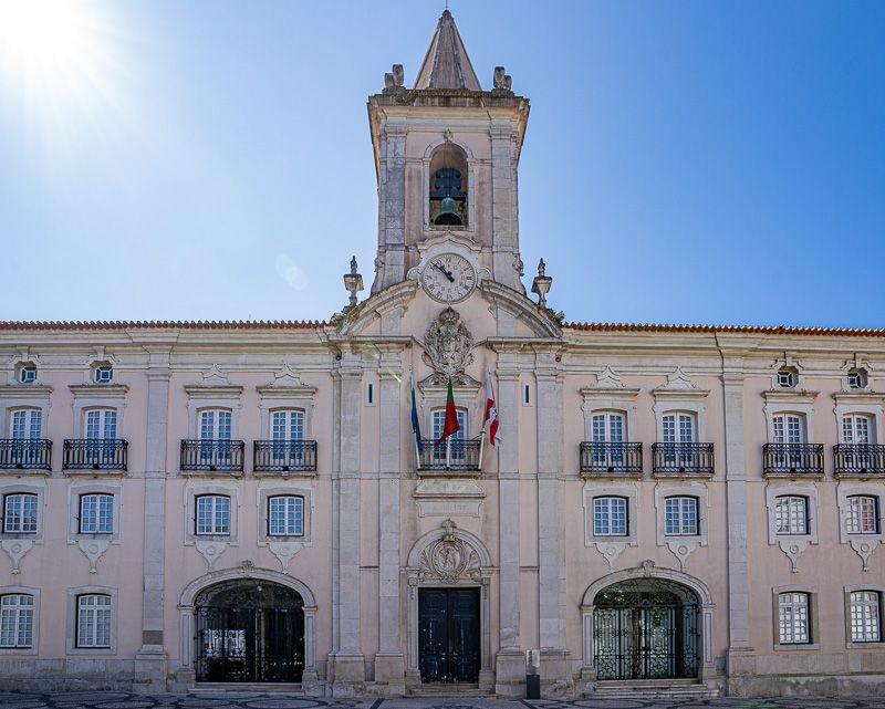 Qué ver en Aveiro: ayuntamiento de Aveiro