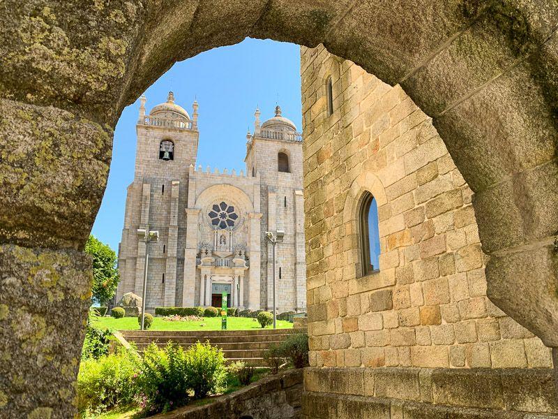 Miradores de Oporto: Terreiro da Sé