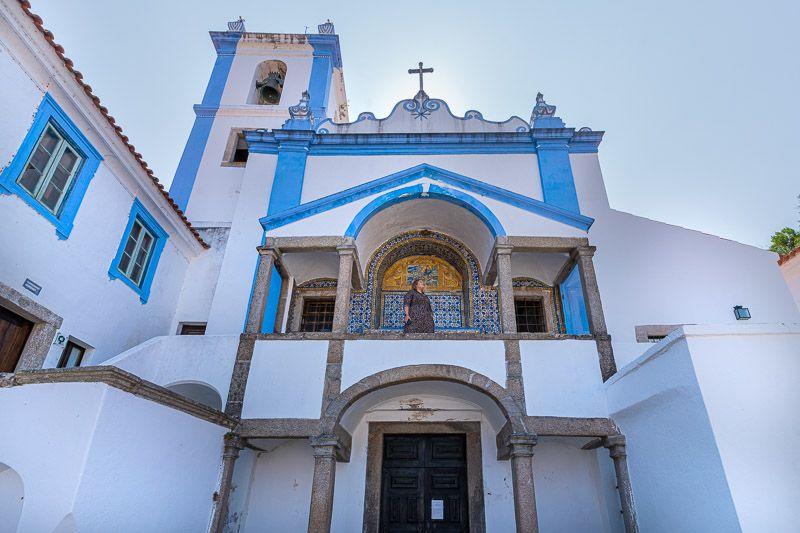 Ruta por la N2: iglesia de Brotas