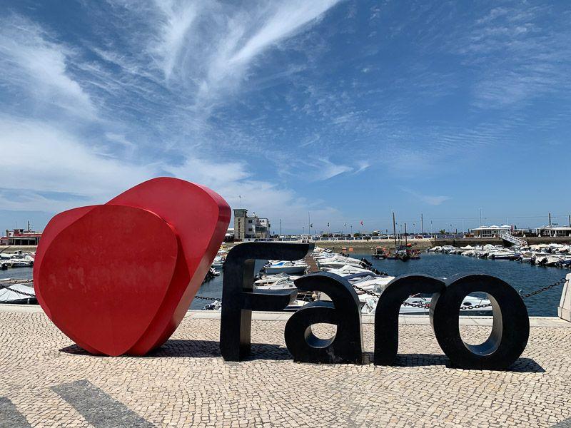 Ruta por la N2: Faro