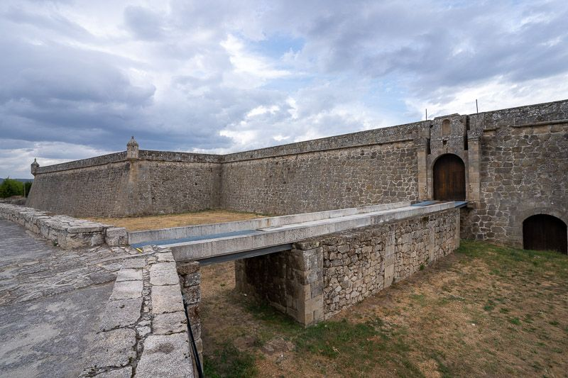 Qué ver en Chaves: Forte de São Neutel