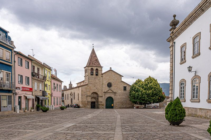 Qué ver en Chaves: Igreja Santa Maria Maior