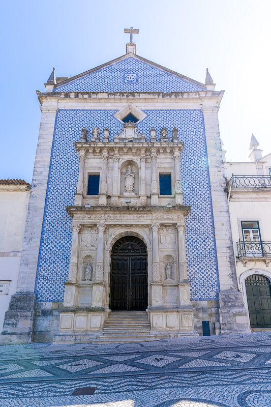 Qué ver en Aveiro: igreja da misericordia