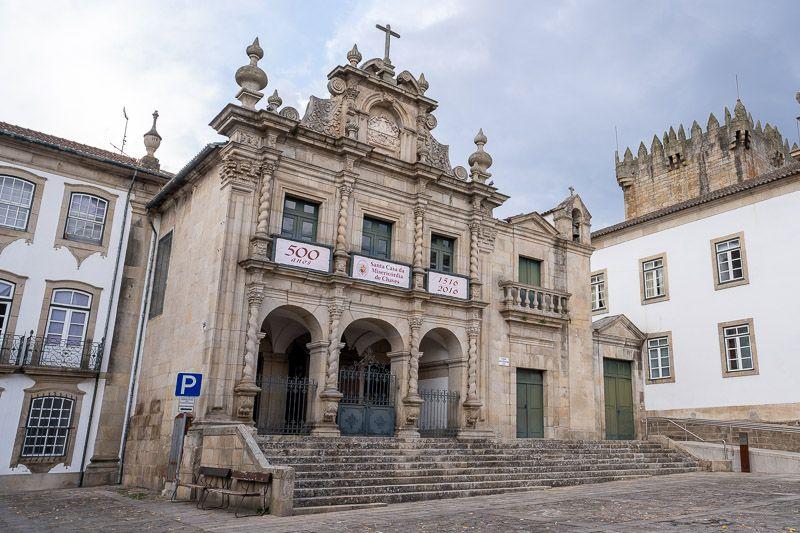 Qué ver en Chaves: Igreja da Misericordia