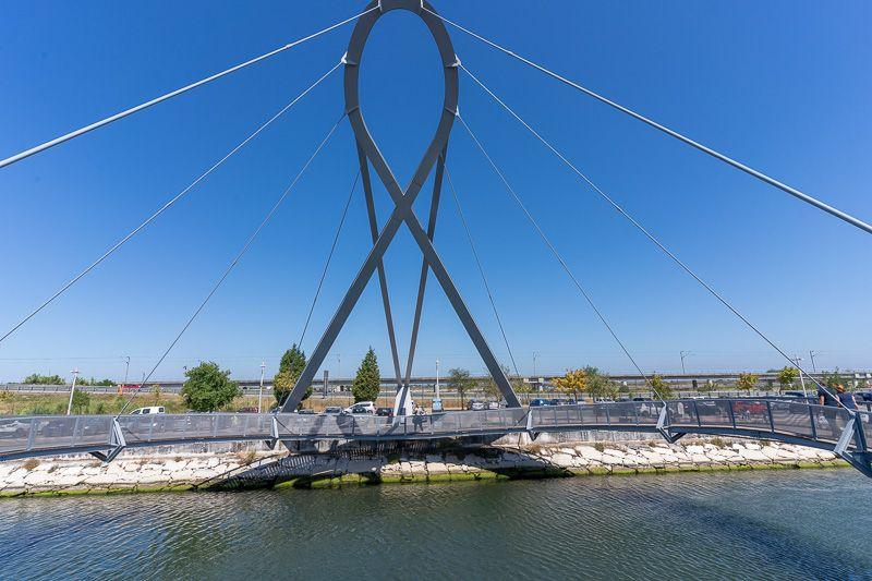 Qué ver en Aveiro: ponte dos Botiroes