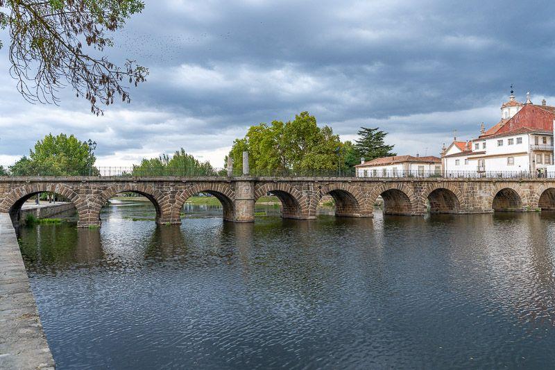 Qué ver en Chaves: puente de Trajano