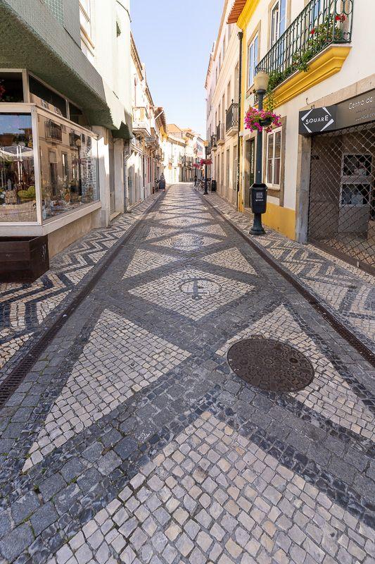 Qué ver en Aveiro: casco antiguo de Aveiro