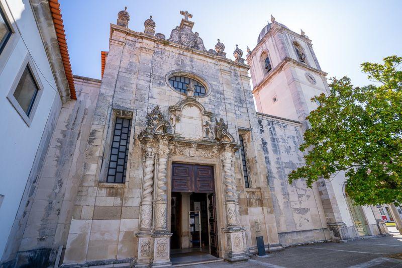 Qué ver en Aveiro: Catedral de Aveiro