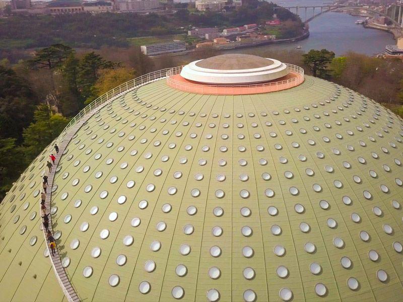 Qué hacer en Oporto cuando ya lo has hecho todo: subir a lo alto del Palacio de Cristal