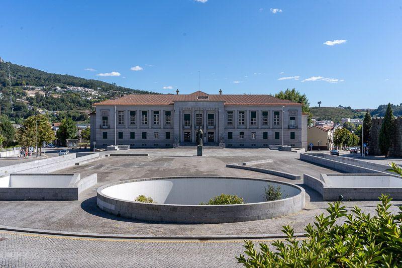 Qué ver en Guimaraes: Tribunal de Justicia