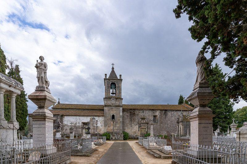 Qué ver en Vila Real: Igreja Paroquial de São Dinis