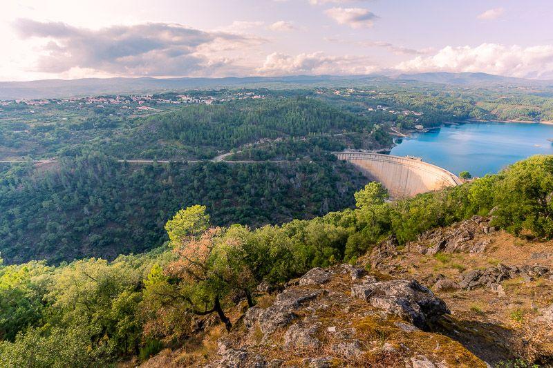 Etapa 3 de la ruta por la N2 entre Tondela y Serta: Barragem do Cabril - Imprescindibles en la ruta N2