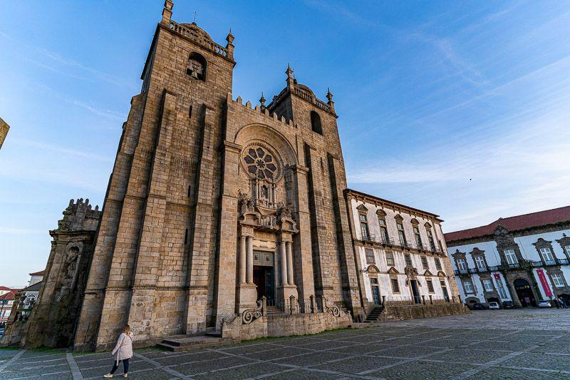 Visitar la catedral de Oporto: todo lo que tienes que saber