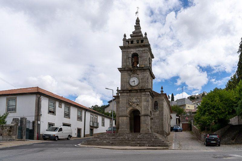 Etapa 1 de la ruta por la N2 entre Chaves y Peso da Régua: Vila Pouca de Aguiar