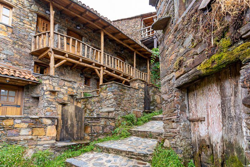 Etapa 3 de la ruta por la N2 entre Tondela y Serta: aldeas do Xisto - imprescindibles en portugal