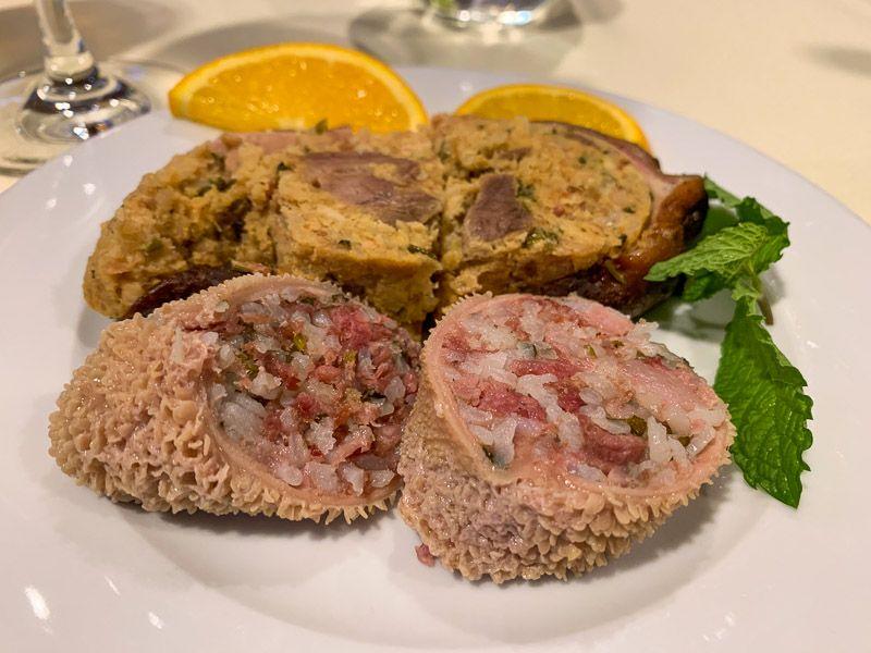 Dónde comer en la tercera etapa de la N2: Restaurante Ponte Velha