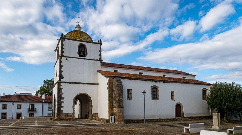 Etapa 3 de la ruta por la N2 entre Tondela y Serta: Pedrogao Grande