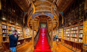 Visitar la librería Lello (la de Harry Potter) en Oporto: horarios, precios e info útil