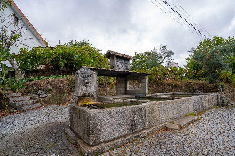 Etapa 2 de la ruta por la N2 entre Peso da Régua y Tondela: Ribolhos
